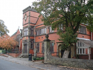 Barlow Institute Edgworth
