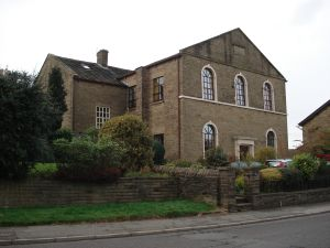 Former Edgworth Methodist School